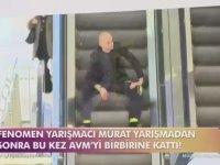 Masterchef Murat'ın Alışveriş Merkezini Birbirine Katması