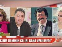 Muhterem Nur - Müslüm Filminin Geliri Bana Verilmedi