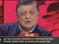 Fenerbahçe Teknik Direktörü Olma Şansım Çok Fazla - Yılmaz Vural