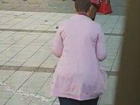 Sokakta Yarı Çıplak Gezen Kadın - Yozgat