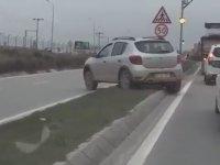 Trafik Canavarı Sürücü