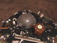 Insight Uzay Aracının Mars'a Ayak Basması - NASA