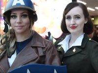 MCM Comic Con Etkinliğindeki Kostümler