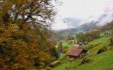 Miyazaki Animelerinden Fırlamış İsviçre Köyleri