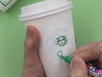Starbucks Kağıt Bardağının Değişimi