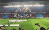 Trabzonspor'un Fenerbahçe Maçındaki Koreografisi Kendi Çekimim