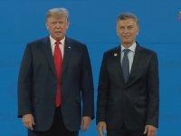 Trump Yüzünden Sap Gibi Ortada Kalan Arjantin Başkanı Macri