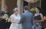 Düğünde Romantizmin İçine Eden Hatun