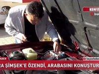 Tofaş'ı Kara Şimşek'e Çevirip Komut Veren Vatandaş