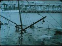 Batum'da Türklerin Batırdığı Rus Gemisi (1915)