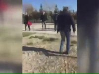 Belediye Çalışanları ile Hayvanseverlerin Barınak Tartışması - Ankara