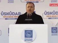 İstanbul Valisinin Heyecanlanması - Aziz Üskürdalılar Alkışlayın Beni