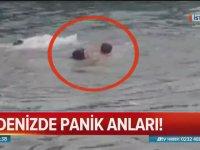 Fren Yerine Gaza Basıp Denize Uçmak