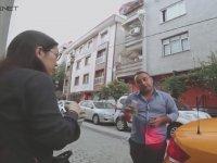 Taylandlı Turistlerden Valiz Parası İsteyen Taksici