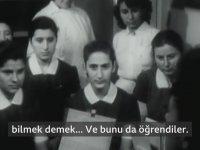 Türkiye'de Veremle Savaş (1954)
