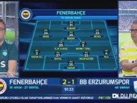 Erzurumspor'un 90+2'deki Golünde FB TV