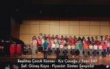 Kız Çocuğu  Fazıl Say Koreografili  Beşiktaş Çocuk Korosu