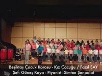 Kız Çocuğu - Fazıl Say (Koreografili) - Beşiktaş Çocuk Korosu