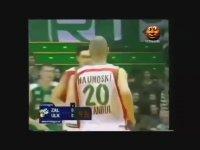 Petar Naumoski'den El Üstü Üçlük (Ülkerspor - 2004)