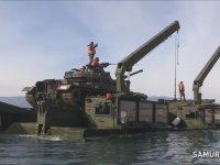 SAMUR - Seyyar Yüzücü Hücum Köprüsü (SYHK)