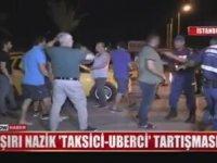 Taksici ve Uber'in Medeni Şekilde Tartışması