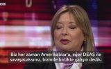 Cumhurbaşkanlığı Başdanışmanı Gülnur Aybet ile BBC Sunucusunun Tartışması