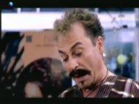 Haluk Bilginer - Marshall Kuaför Reklamı (2001)