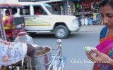 Hindistan Sokak Lezzetleri  Panipuri