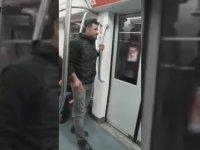 İtalya Metrosunu Trolleyen Sakaryalı Genç