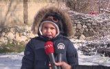 Kar Yağışını Muhabir Edasıyla Anlatmak