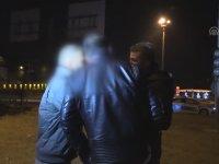 Bir Gecede İki Kez Ceza Yiyen Alkollü Sürücü