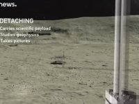 Çin'in Ayın Karanlık Yüzüne İnmesi