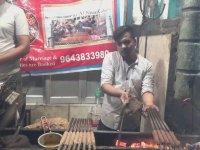Hindistan Sokak Lezzetleri - Tavuk Kebabı