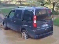 Doblo'yu Range Rover Sanan Abi