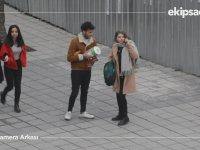 İnsanlardan Poşet Parası İstemek (Sosyal Deney)
