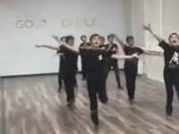 Kafkas Dansı Çalışan Yetenekli Çocukların Enerjik Performansı