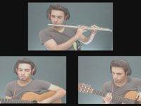 Knight Online Efsane Müziği 4 Gitar + Yan Flüt (Erkekler De Ağlar)