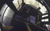 Yaya Geçidinde Bekleyen Köpeğe Yol Veren Otobüs Şoförü