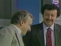 Zeki Alasya ve Metin Akpınar'ın Hüzünlü Sahnesi