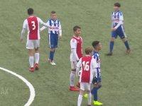 Ajax'li Genç Futbolcu Prens Aning'in Maradona Tarzı Golü
