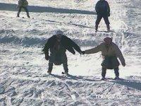 Siverek'in Kayakla Tanışması