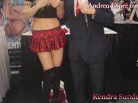 Kendra Sunderland ile Hoş Bir Sohbet - Andrea Dipre (+18)
