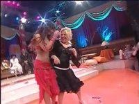 Kibariye ile Dansöz Didem'in Roman Havasında Kapışması (İbo Show)