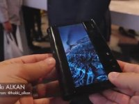 Kırılmayan Katlanabilen Telefon - FlexPai