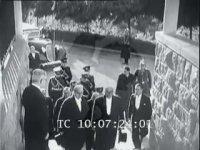 İsmet İnönü'nün Celal Bayar'a Cumhurbaşkanlığını Devir, Teslimi (1950)