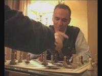 Kasparov ile 13 Yaşındaki Magnus Carlsen'in Buluşması