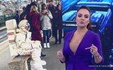 Astronot Kıyafetiyle Metrobüste Yolculuk Yapan Vatandaş