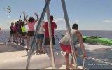 Survivor Adasına Sürat Teknesiyle Gelen Acun Ilıcalı