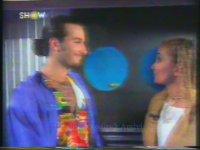 Tarkan, Yonca Evcimik Röportajı (1993)