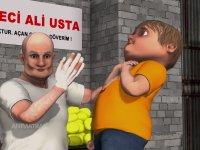 Çiğköfteci Ali Usta (Animasyon)